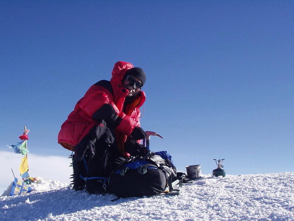 登山家/冒険家 大蔵善福さん | EPIgas公式Webサイト