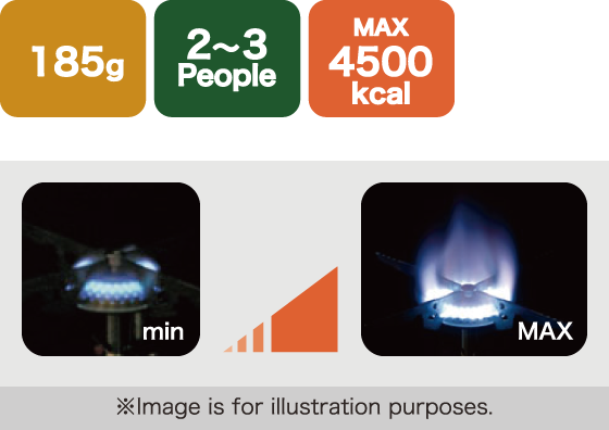 Combustion image